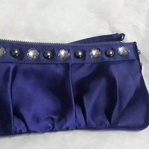 🌶2 for 12🌶Express Purple studded clutch